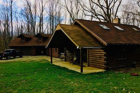 Scout Lane Cabin