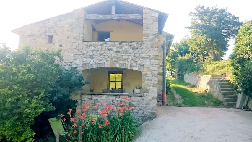 Maisonnette de campagne
