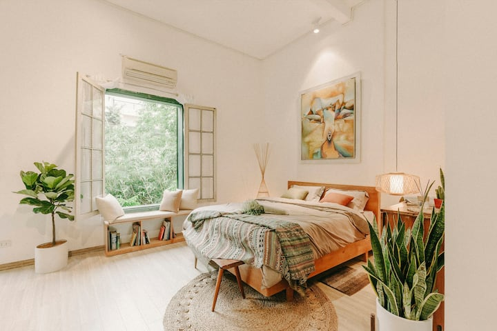 50% OFF: Cosy House - inside Old Quarter