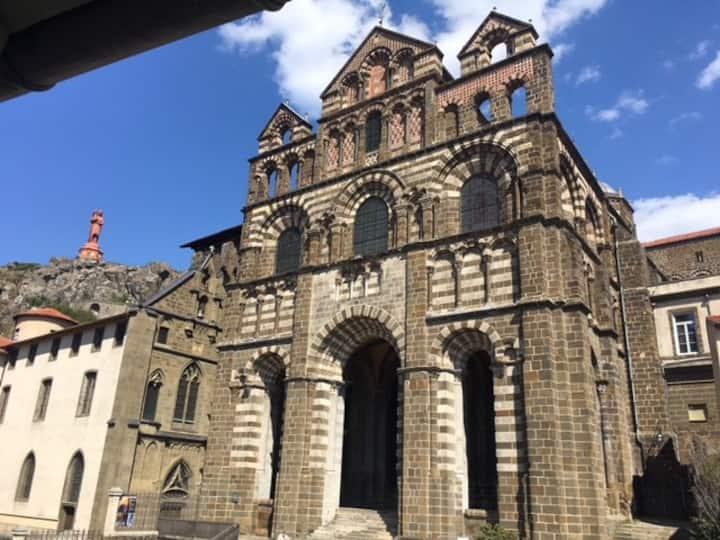 Superbe appartement au pied de la cathédrale