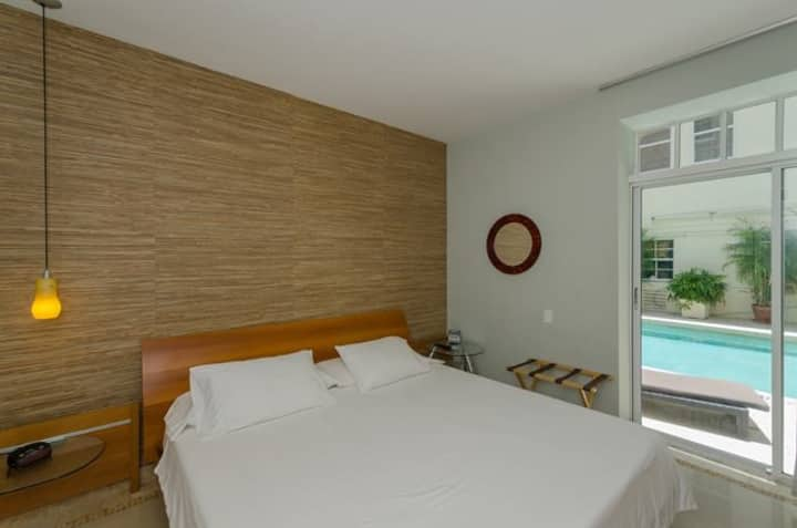 RARE OPPORTUNITY - POOL SUITE - ONE BEDROOM CONDO