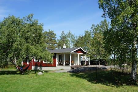 Idyllic cottage with large garden