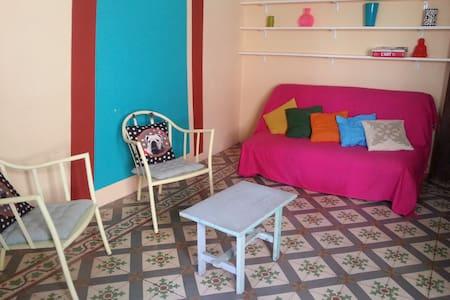 Loue Charmante Petite Maison - Lanas