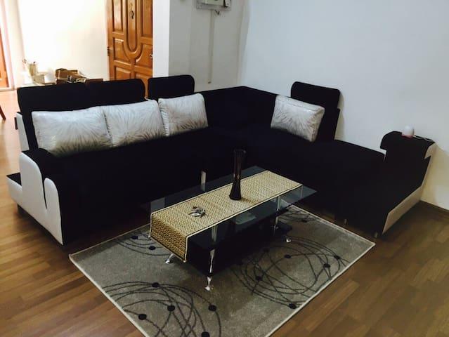 Beautiful Flat @ Kamayaut TSP - Rangun - Wohnung