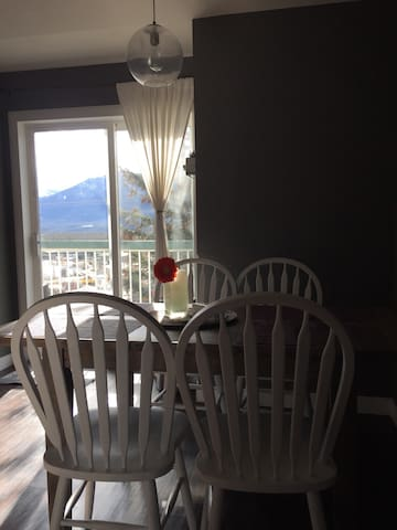 Beautiful two bedroom townhouse! - Canmore - Casa