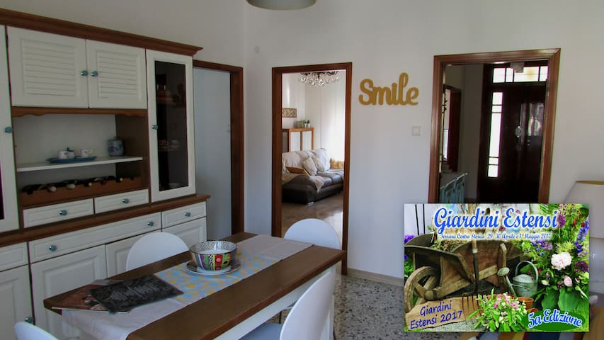 Spacious and Comfortable near the city centre - Ferrara - Apartament