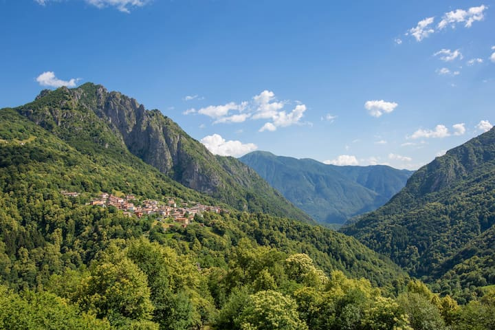 Val Cavargna - Affittacamere Ca'vada