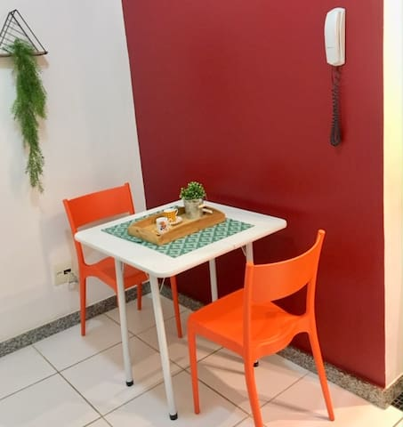 1 bedroom close to Copacabana beach.