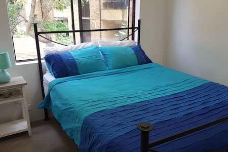 Queen sized room close to CBD - Wollongong - Lejlighed