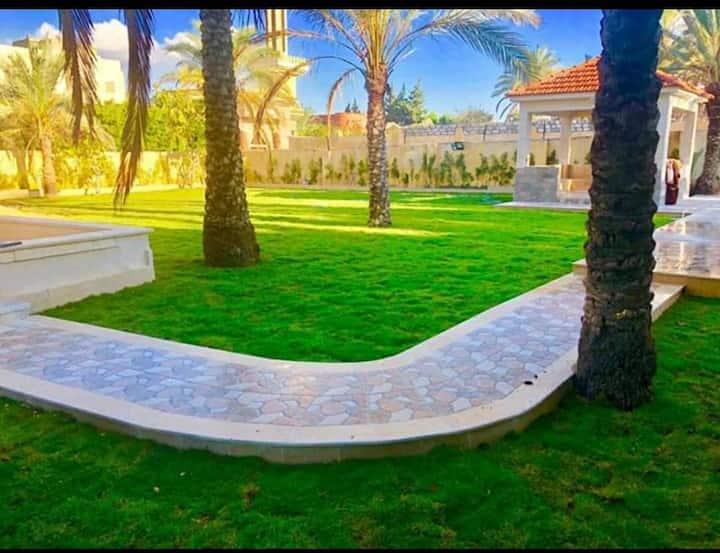 Villa King Mariout Alexandria