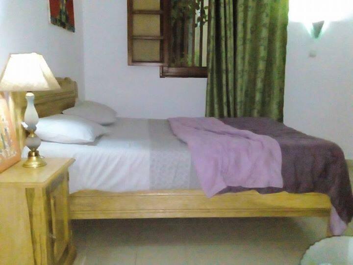 Chambre d'hôte à Lompoul village