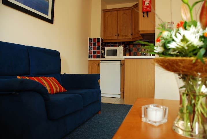 Two-bed apartments at the Clonakilty Park Hotel