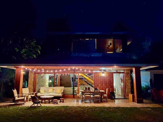 Habitación para 3 en casa Manga Rosa. Playa Mansa