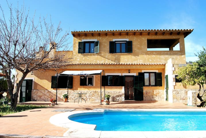 Villa at Serra Tramuntana, PERFECT FOR CYCLISTS