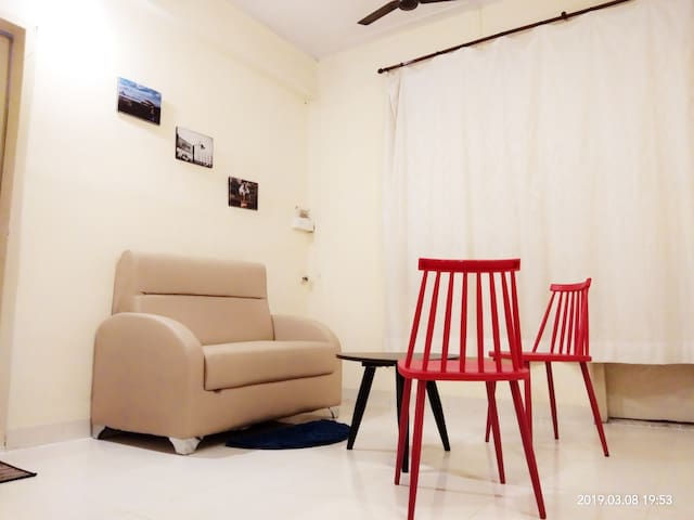 Serviced Apartment near Bombay Exhibition Centre
