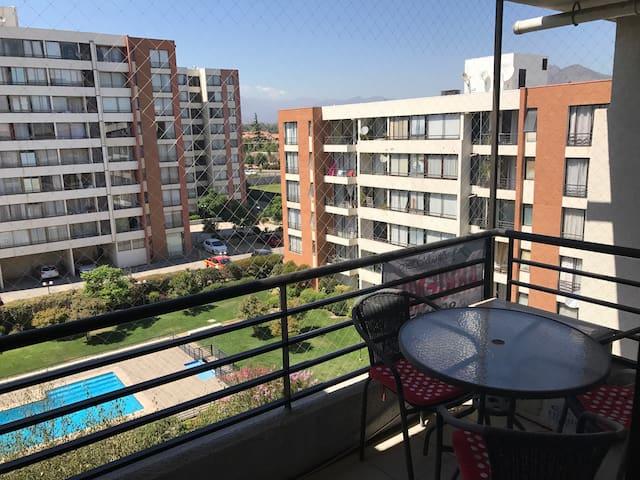 Acogedor Departamento en Rancagua - Rancagua  - Apartment