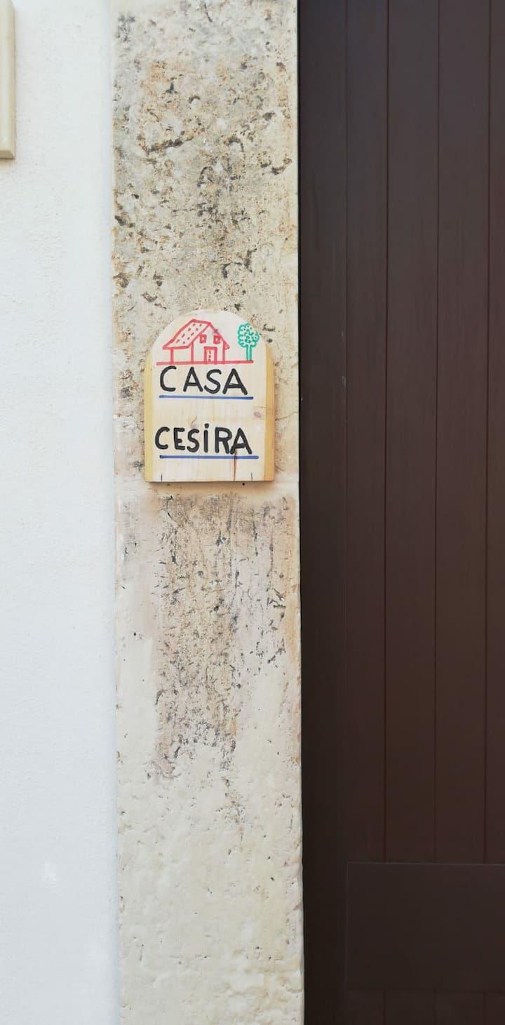Casa vacanze Cesira R vicino Castro