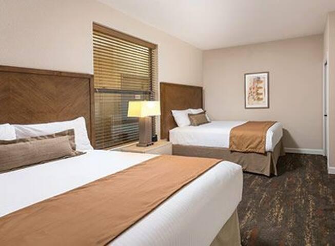 2 Bedroom second bedroom