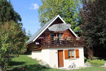 Chalet coquet dans le parc naturel du Vercors