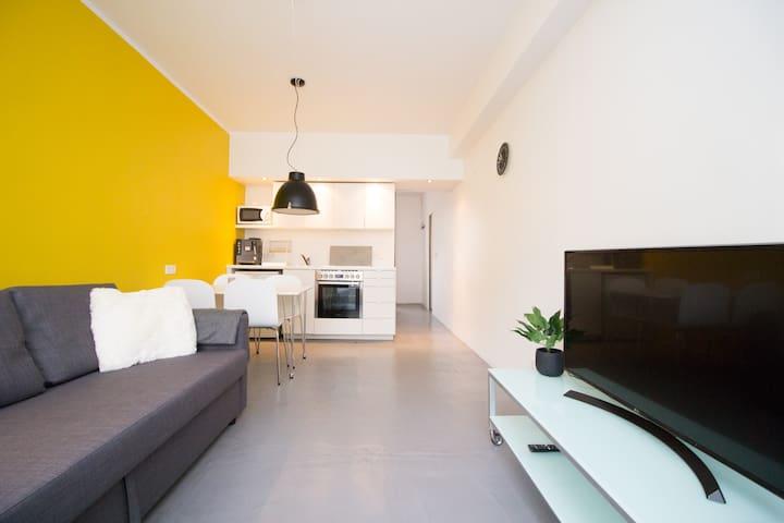 The Sunny Reykjavik House