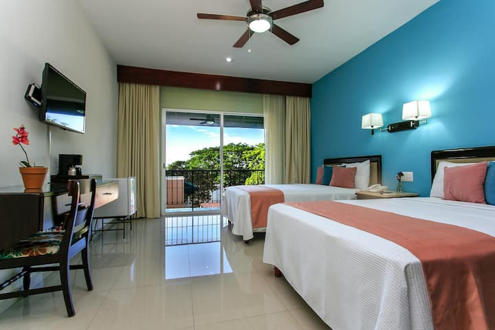 Kin Siglo 21 Double Room Estandar