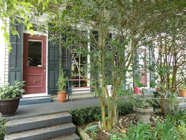 The Compound, secure 1 bed/1 bath near Magazine St - New Orleans - Apartment