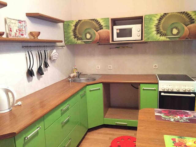 Apartments for family on Gorsky 86