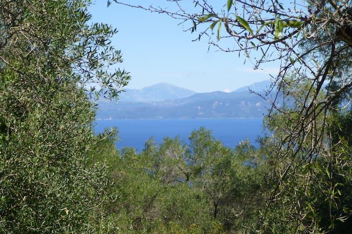IRINI Small House, Paxos Island, Ionian Sea