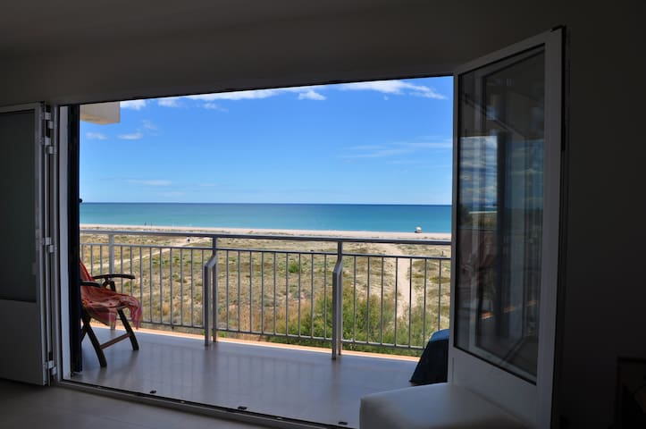 Apartamento en primera linea playa.