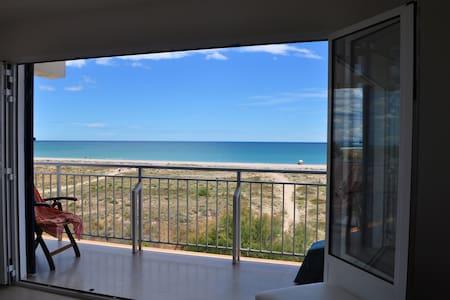 Apartamento en primera linea playa. - Sagunt