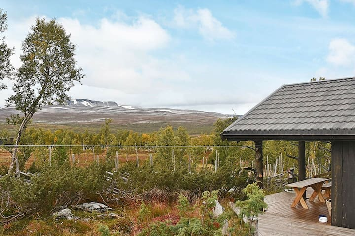 6 person holiday home in Rennebu