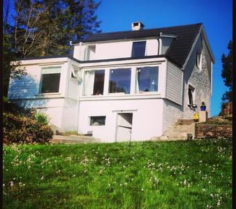 Cosy house 15 min outside Bergen - Askøy