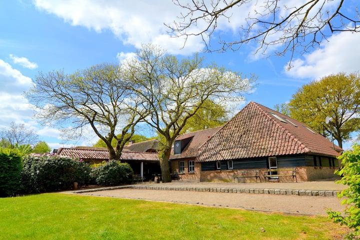 Gorgeous Mansion in Asten near Forest
