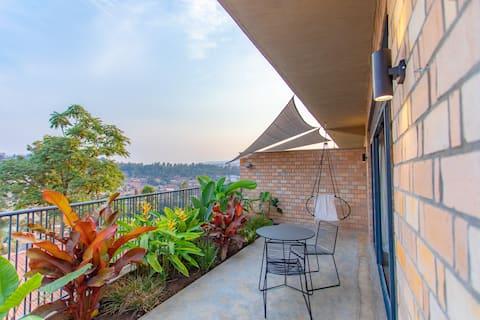LOFT 647: Brand new studio with large terrace (B3)
