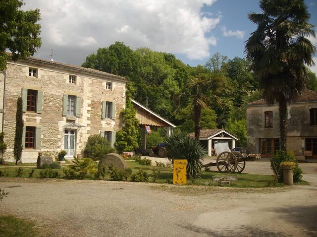 Le Moulin de la Rode (Tour 2)