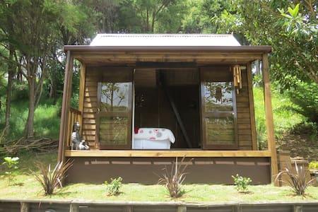 The Bali Room - Coromandel - Kabin