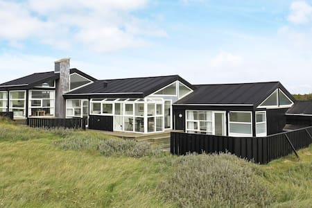 Exotic Holiday Home in Pandrup with Sauna