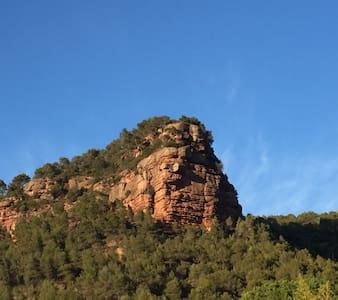 Hostal en Vacarisses- BCN ( Balcon de Montserrat ) - Vacarisses - Bed & Breakfast