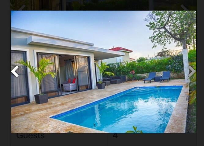 Affordable Luxury villa near beach - Sosúa - Maison