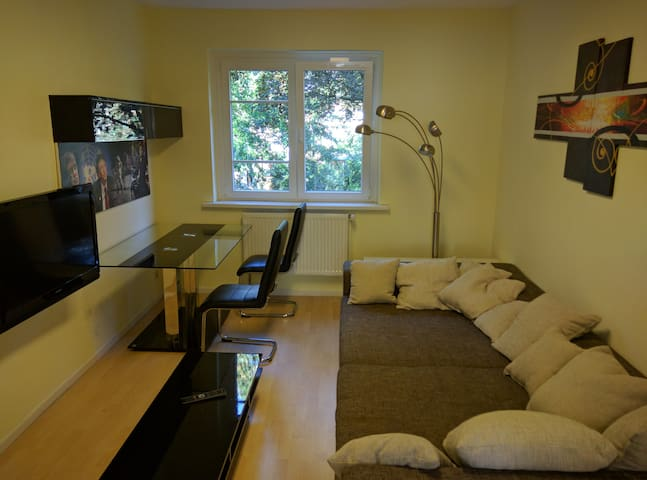 2 Cozy Rooms Just A Stones Throw Away From Downton - Hamburg - Apartment
