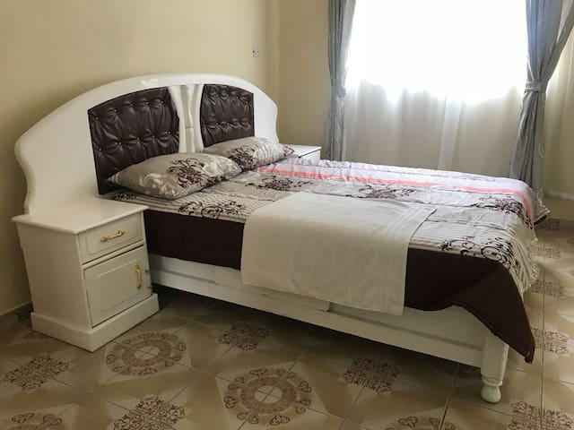 Verah's apartment
