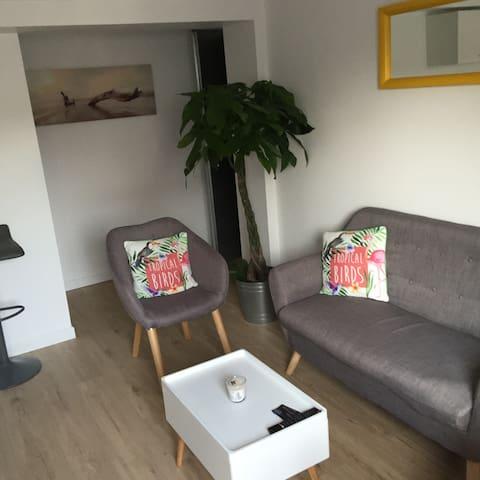Appartement agréable  près de tout
