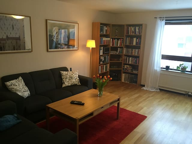 Nice flat in central Gothenburg - Göteborg - Apartemen
