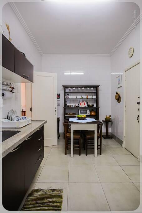 Cozinha. Kitchen.