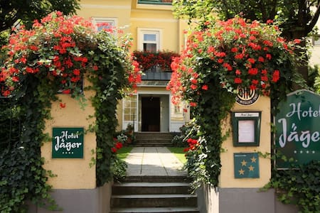 Comfortable apartment with air-condition - Wien - Bed & Breakfast