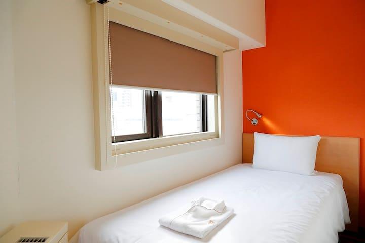 Standard Single Room A -  Smoking - 10sqm