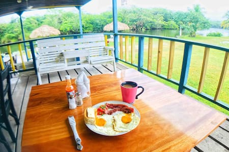 Lamanai Riverside Retreat