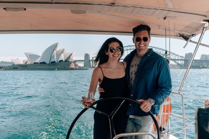 One Night Romantic B&B On Sydney Harbour