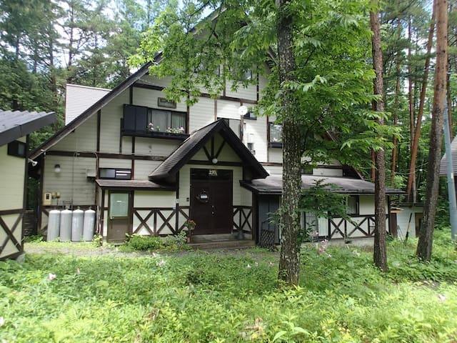Western-style room in KISO Kaida highland Lodge - Kiso-machi - Bed & Breakfast
