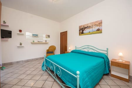 Double room 1 - Sea & mountain view - Agerola